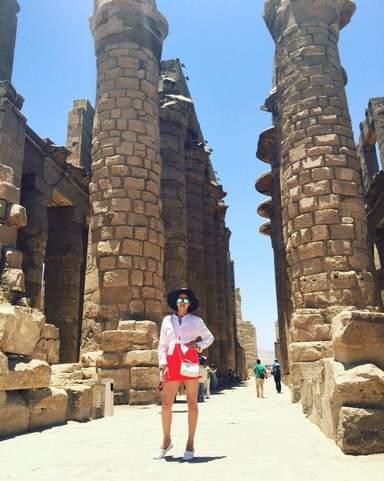 Развалины древней цивилизации