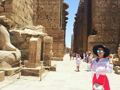 Луксор - египетская достопримечательность