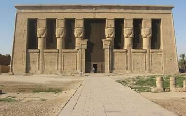 Храм богини Хатхор