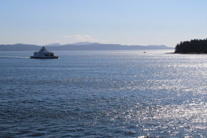 Морская прогулка в Викторию