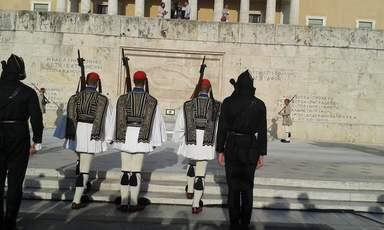 частная экскурсия  'Акрополь-центр Греции'