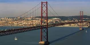 Лиссабон Мост 25 Апреля