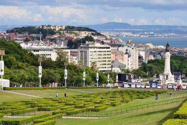 Лиссабон  Парк Георга 7