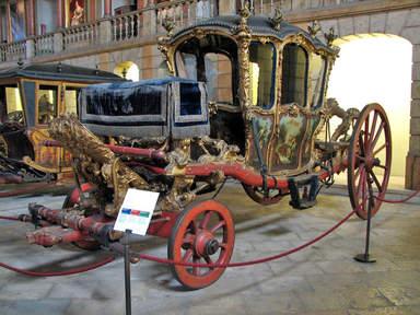 Музей карет Лиссабон