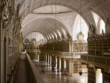 Дворцовый комплекс Мафра Библиотека