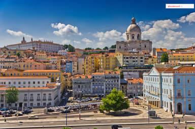 Лиссабон санта Аполония