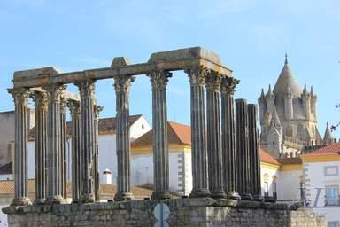 Исторический центр города Эвора