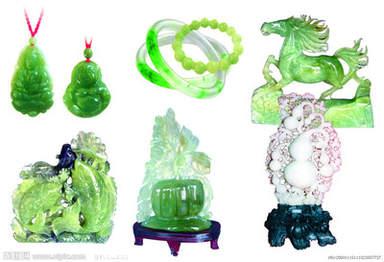 Сувениры из нефрита