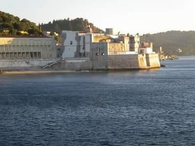 Сетубал Пляж крепость Филипа 1