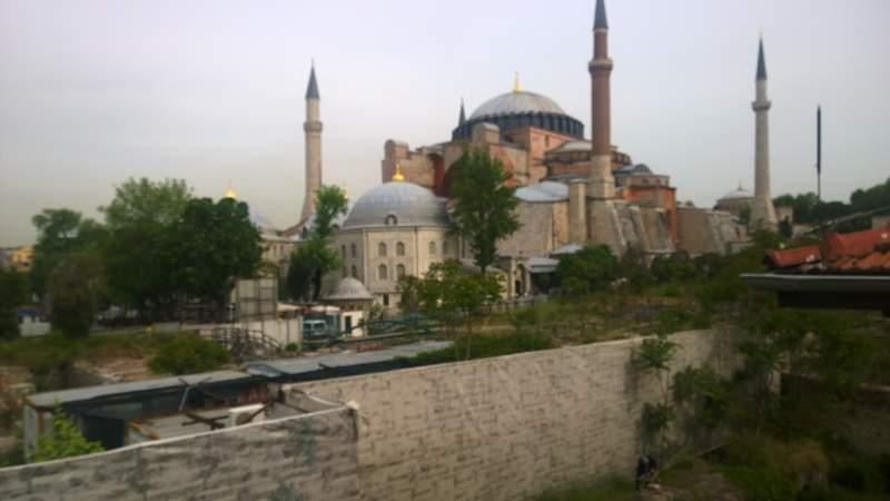 Достопримечательность Стамбула