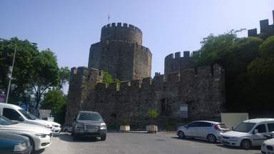 Крепость Стамбула