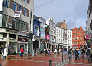 Улица Дублина