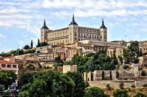 Замок - крепость Алькасар