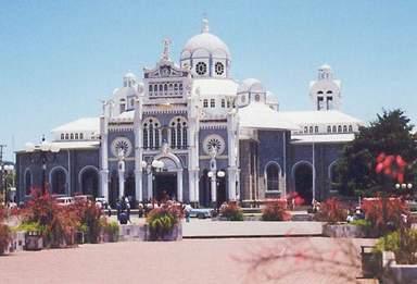 Базилика де Нуэстра Сеньора де Лос-Анджелес