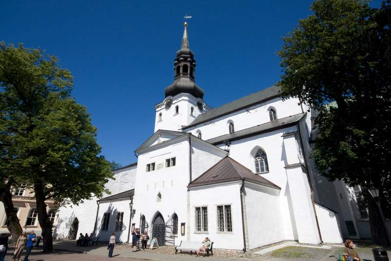 Достопримечательность Таллина