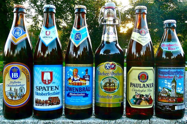 Мюнхен и его пиво
