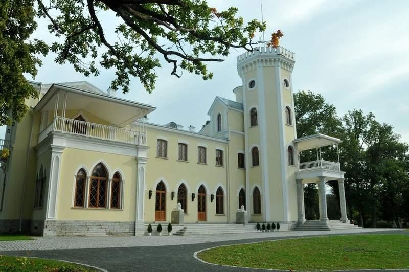Замок Фалль