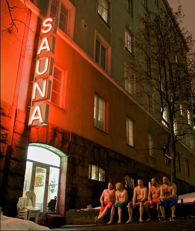 экскурсия  'Финская сауна в Хельсинки'