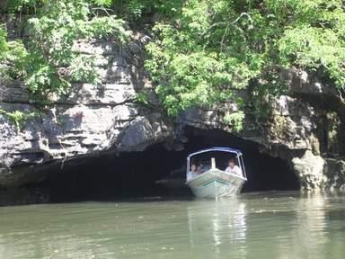 Пещера крокодилов