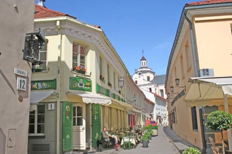 Вильнюс – красивейший город Европы