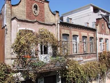 Здание в Батуми