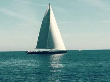 На лодке в залив Сан-Фруттуозо