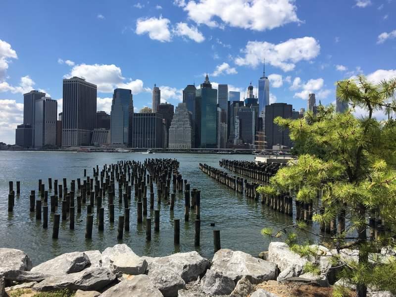 Знакомство с Нью Йорком