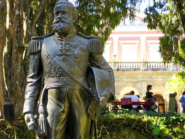 Императорский город Петрополис