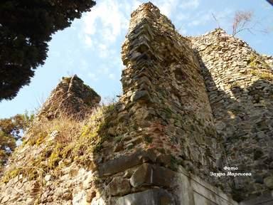 Крепость Петра-Цихисдзири