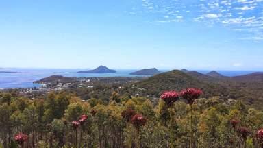 Пейзаж Австралии
