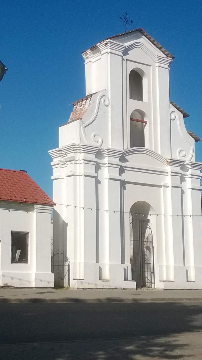 Католический храм в Слониме
