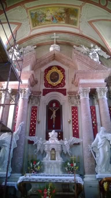 Костел св. Андрея в Слониме