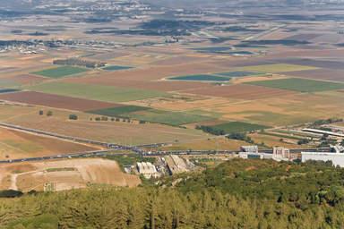 Долина Армагедона или Израильская долина
