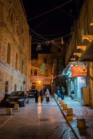 Вифлеем — Иерусалим