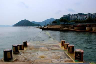 Водная артерия Гонконга