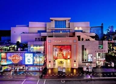Театр Долби в Лос-Анджелесе