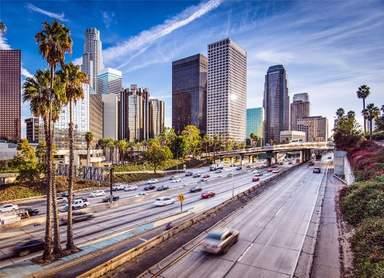 Небоскрёбы Лос-Анджелеса