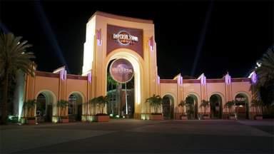 Студия Universal в Голливуде