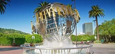 Киностудия Universal в Лос-Анджелесе