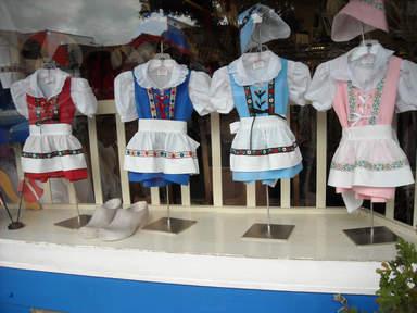 Датские национальные костюмы