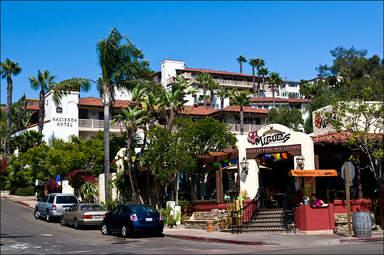 Улица в Сан-Диего