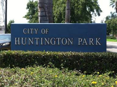Парк Хантингтона в Пасадене
