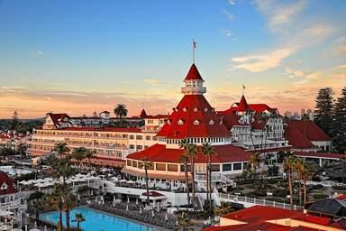 Отель Дель Коронадо в Сан-Диего