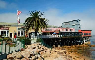Памятник Монтерей Калифорния