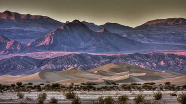 Долина Смерти - жизнь на грани