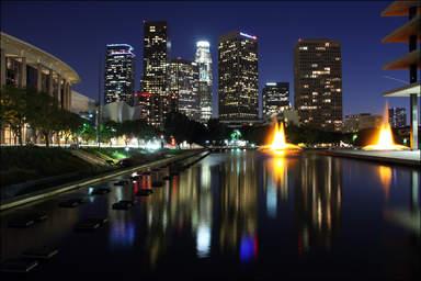 Фонтаны Лос-Анджелеса