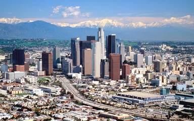 Панорама Лос-Анджелеса
