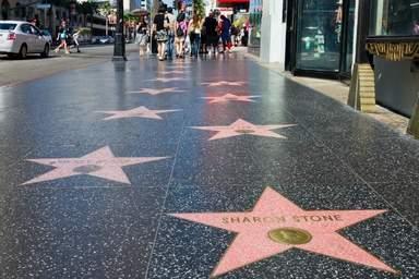 Звёзды на Аллее Славы в Голливуде