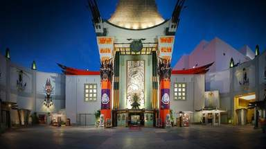 Китайский театр Граумана в Лос-Анджелесе