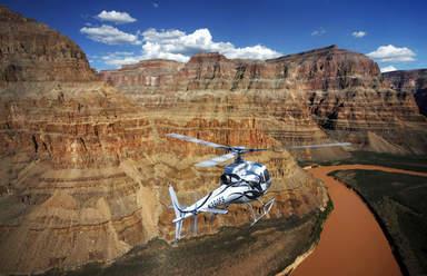 Вертолётный тур в Гранд каньоне
